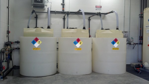 DISINFECTION, FILTRATION AND SOURCE IMPROVEMENTS