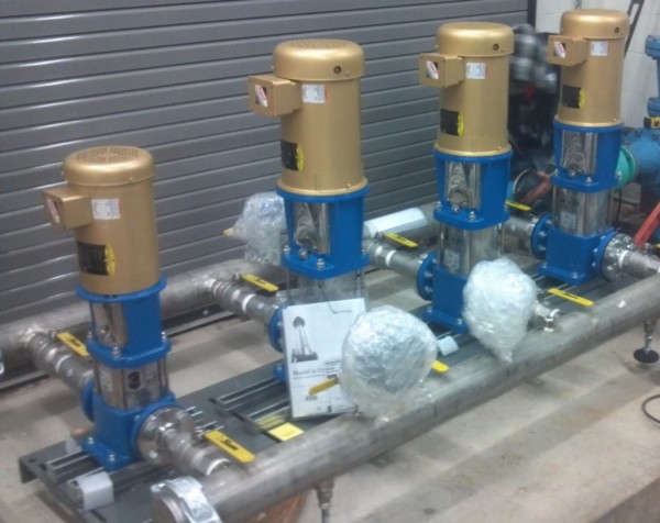 CHINOOK SYSTEM WATER TREATMENT PROJECT