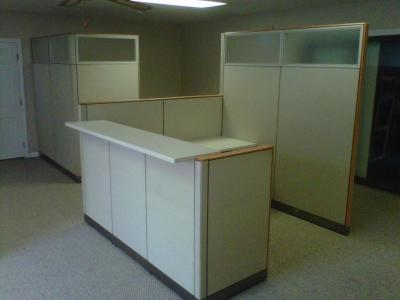 Technology Company (4) Pre-owned Workstations & Reception