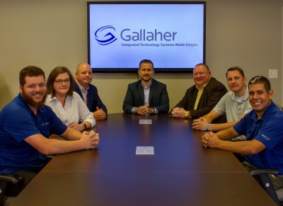 Gallaher's new Nashville integrated life safety and asset protection team.