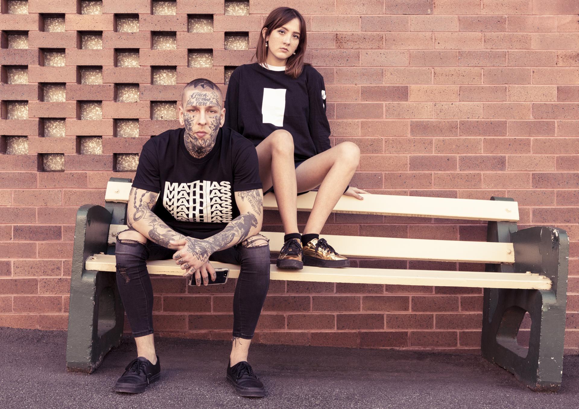 Joshua Francis  Fashion Photography