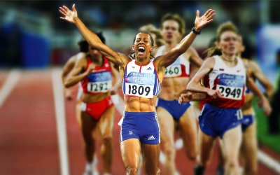 Dame Kelly Holmes talks Rio Olympics and the Dame Kelly Holmes Trust.
