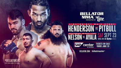 Bellator 183 & Bellator Kickboxing 7 Set