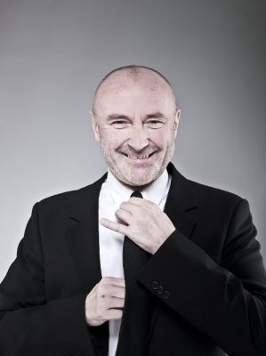 PHIL COLLINS: OUT OF RETIREMENT AND STILL... NOT DEAD YET!