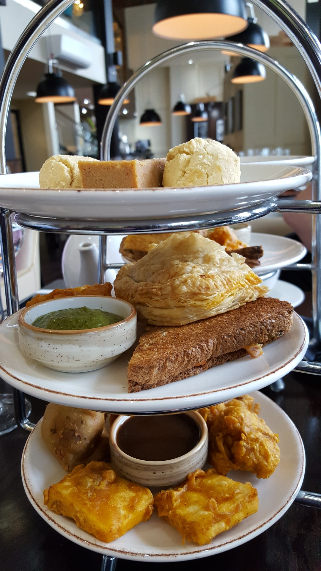 Indian Afternoon Tea