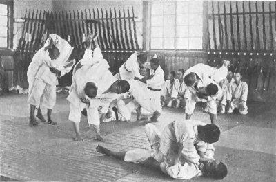 JUJUTSU  Japanese/Brazilian