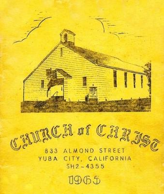 "1965 - ""Church of Christ"""
