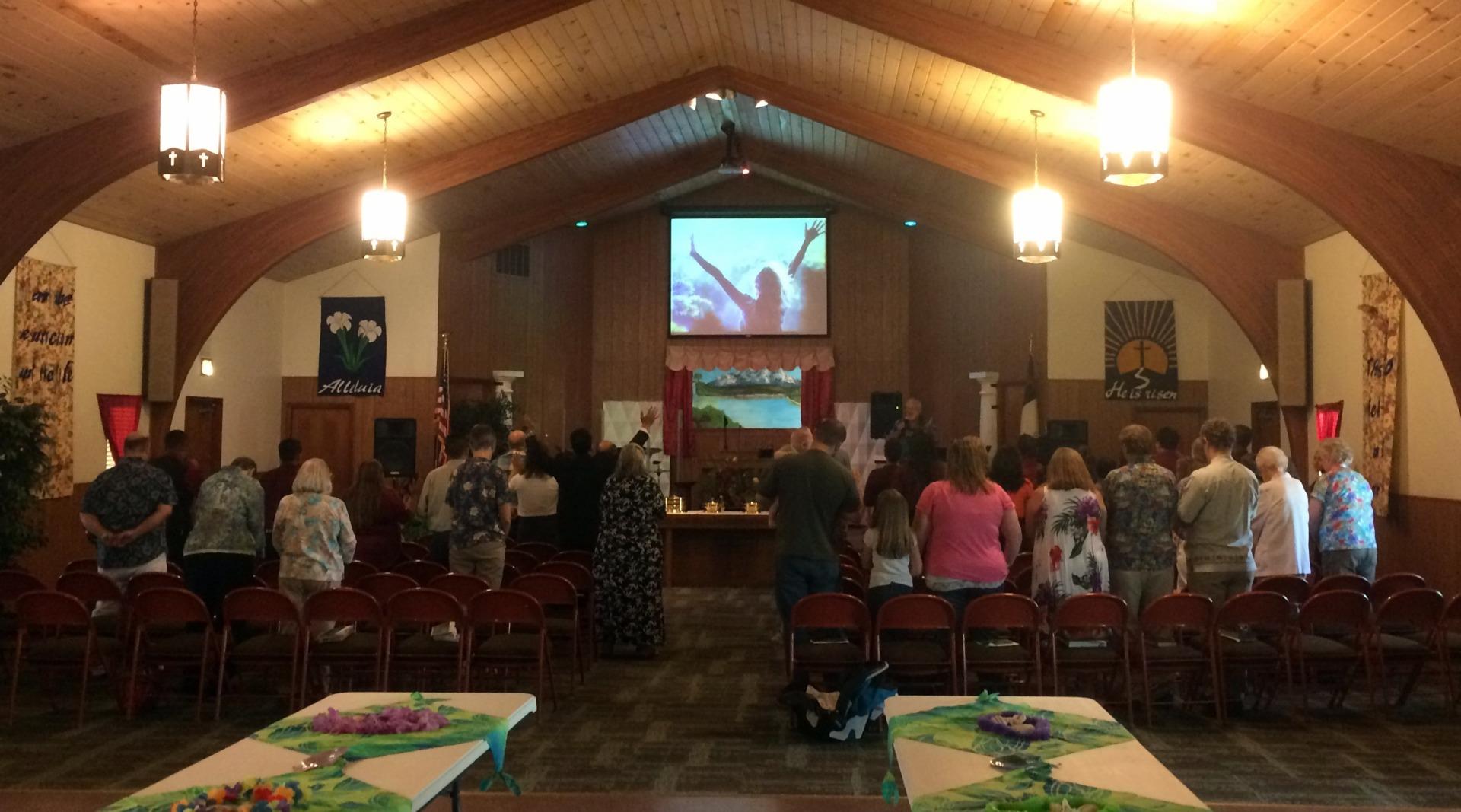 "2017 - ""Gray Avenue Christian Church"""