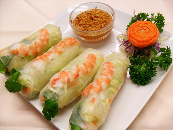 Thai House Rolls (4)