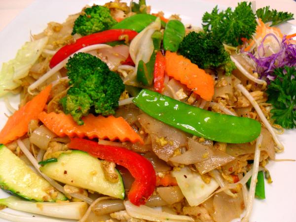 Thai House Noodles