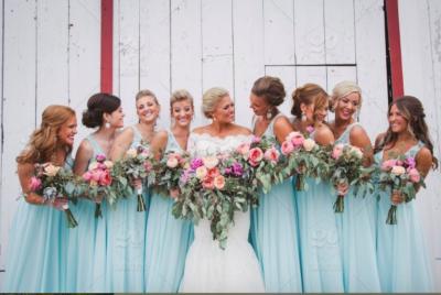 Bridesmaid Dresses 101