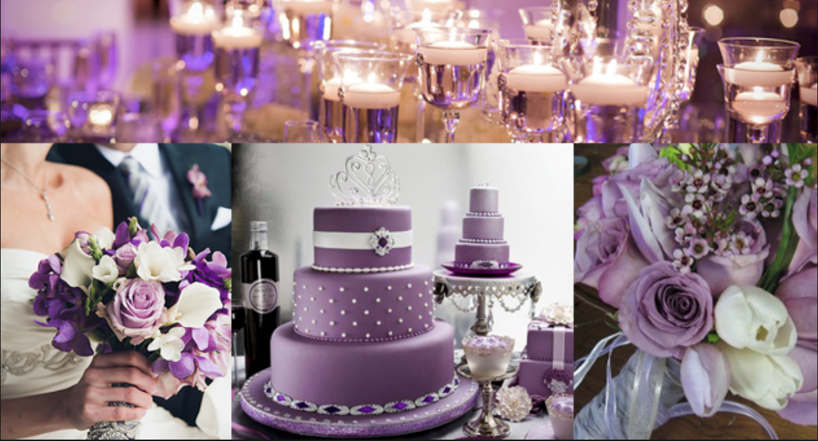 Wedding Color Trends... How to pick whats right for you..