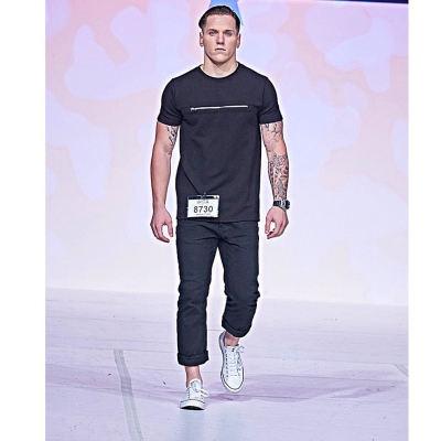 Jeremy, Lessard, Jeremy Lessard, Model, Male Model, Portfolio, Modeling, Jeremy Modeling, Runway, Fashion Show, IMTA, IMTA NYC 2016, NYC, Jeremy at IMTA, Fashion Print