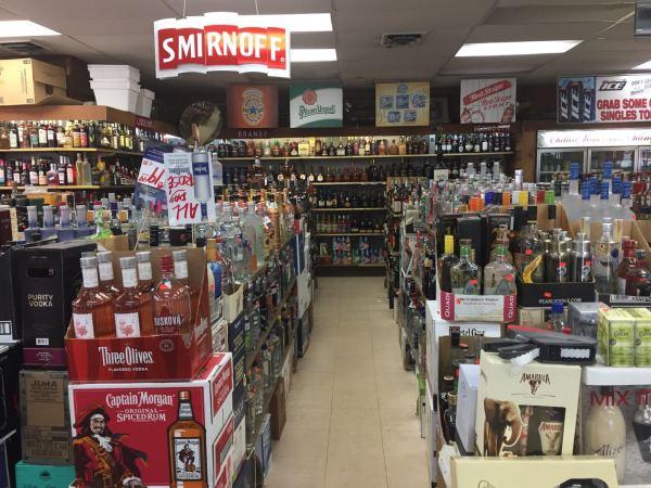 liquor Store inside1