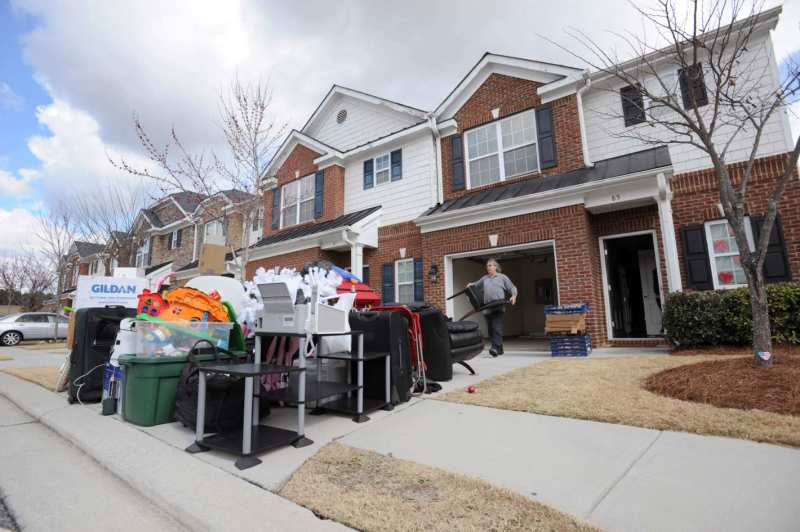 How to evict renters who do not pay the rent in Gwinnett county