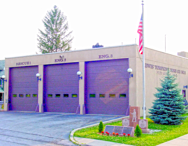 Beacon Fire Department Station 2