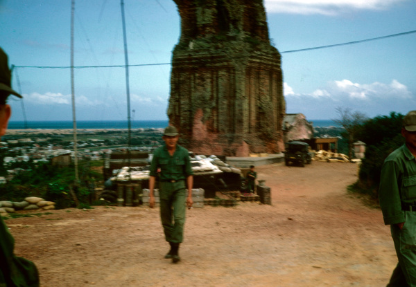 Vietnamese Army base