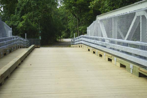New Dennings Point Bridge