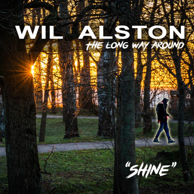 "Wil Alston releases new single, ""Shine"""