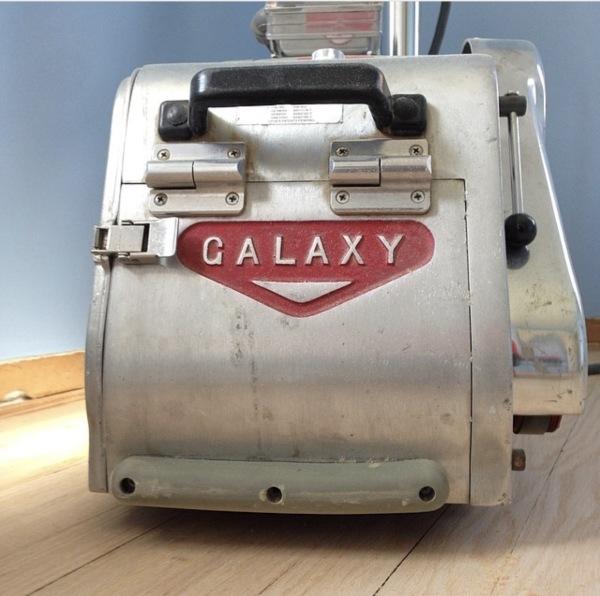Galaxy Sander
