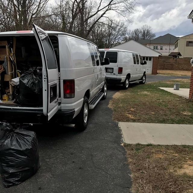 Our Utility Trucks work twice as hard