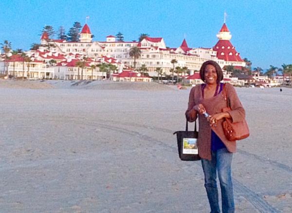 Sunset At Coronado Beach!