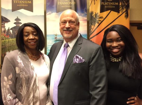 Home Business Summit- Houston, TX (With our speaker Scott Zuckman)