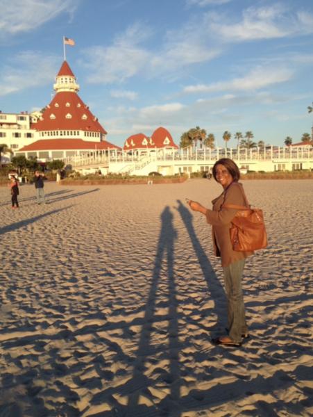 Coronado Beach, San Diego, CA!