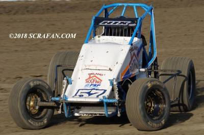 "USAC WEST COAST SPRINTS EYE TULARE'S ""5TH ANNUAL PETER MURPHY CLASSIC"""