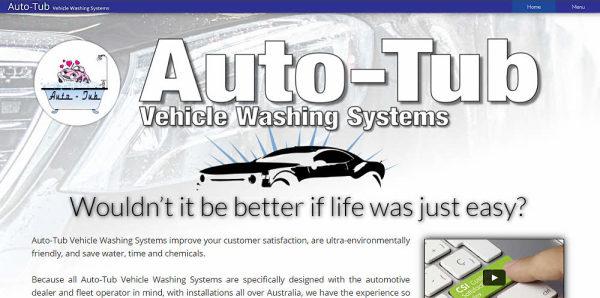 Auto-Tub Vehicle Washing Systems