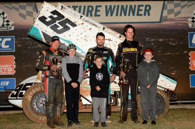 VEAL WINS FIRST NIGHT OF USC NSW