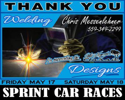 Chris Messenleher Welding: 559-349-2299