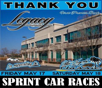 Legacy Specialties Inc