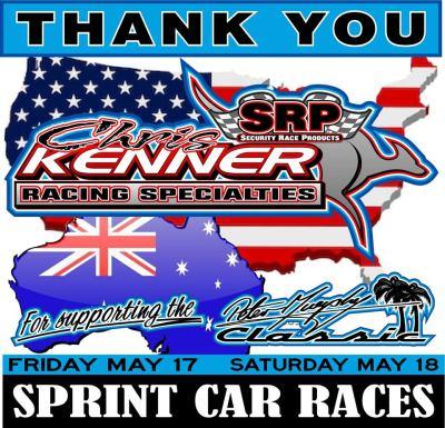 Chris Kenner Racing Specialties