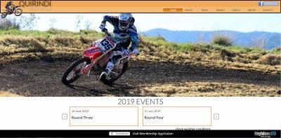 QUIRINDI MOTORCYCLE CLUB