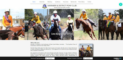 NARRABRI PONY CLUB