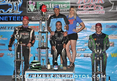 KAEDING FLIPS & RICO WINS AT THUNDERBOWL