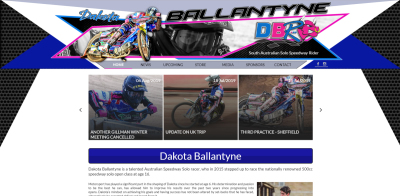 DAKOTA BALLANTYNE RACING