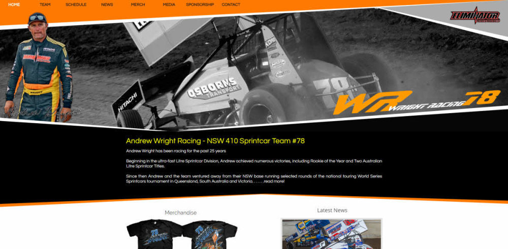 Coby Elliott - CRE Racing Marketing Proposal