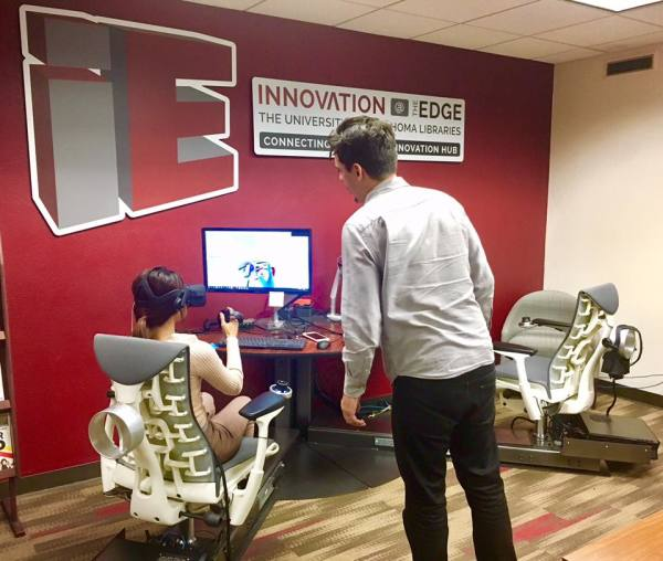 Innovation Lab at University Of Oklahoma
