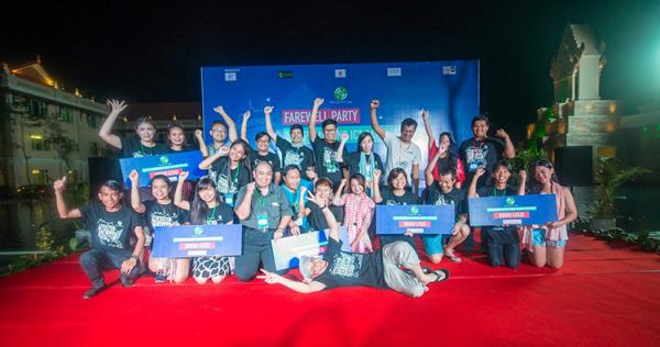 Mekong ICT Innovation Grant Winner 2017