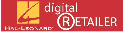"""Hal Leonard Digital Retailer"""