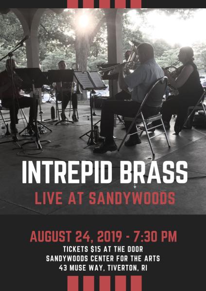 """IntrepidBrass at Sandywoods"""