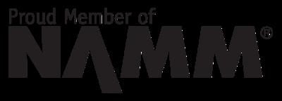 """""""Member of NAMM"""""""