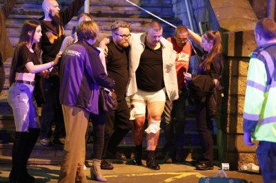 Terror Attack In Manchester
