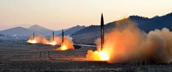 Breaking: North Korea Fires Short-Range Ballistic Missile Into Sea of Japan