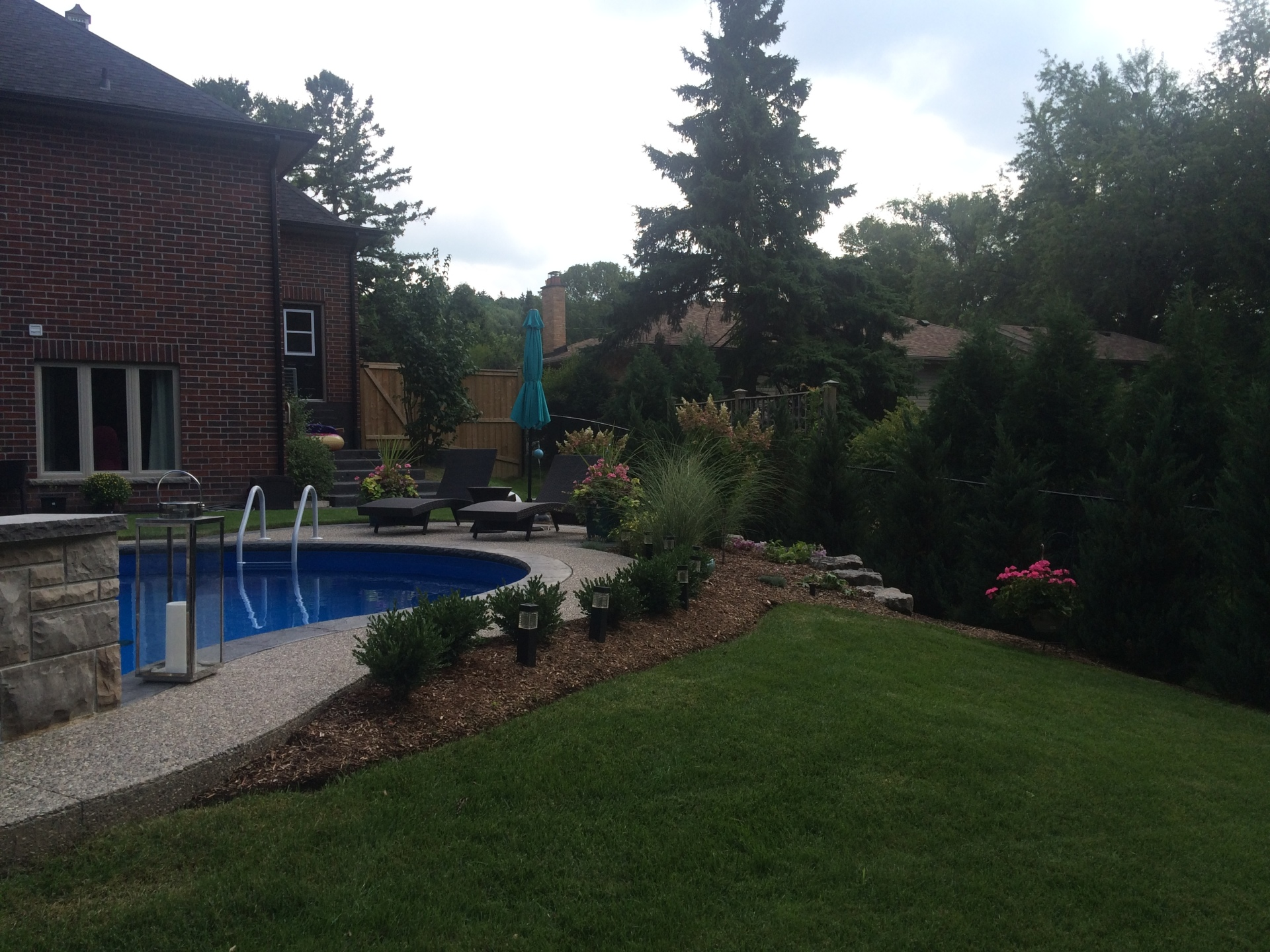 Pool Design & Install