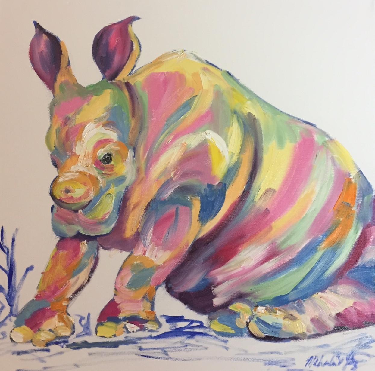 Brayden's Rhino