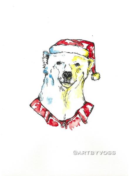 Beary Christmas!