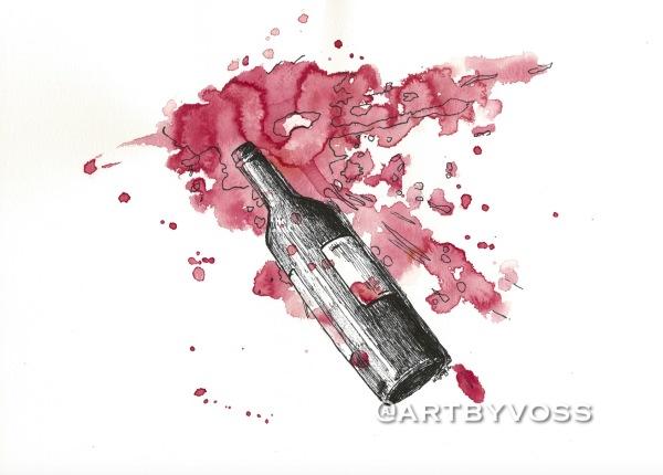 bottle down!